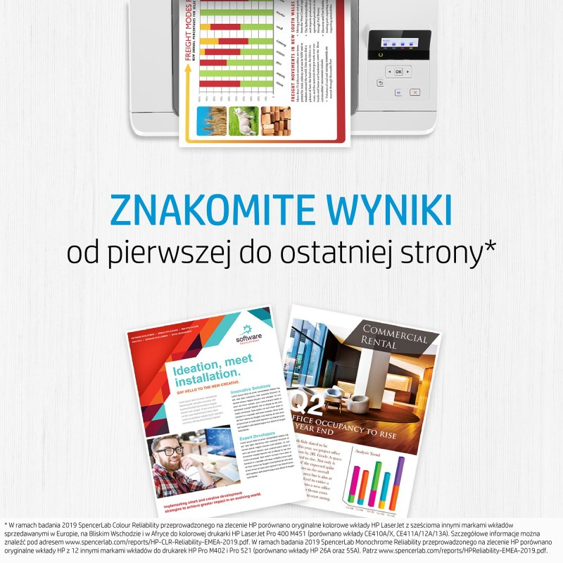 Activejet toner do HP 415A W2030A new ATH-415BN brak chipa